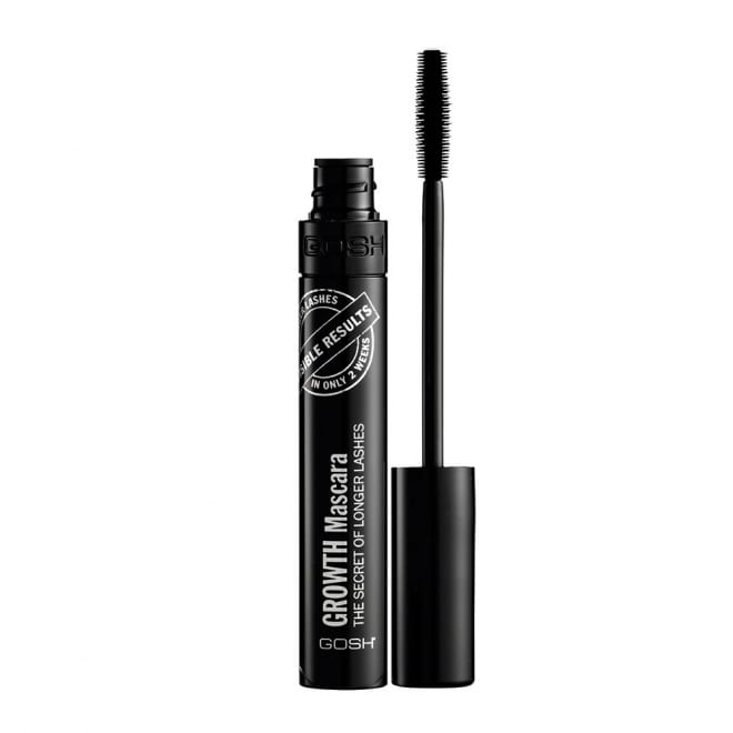 Growth Mascara – The Secret of Longer Lashes – open