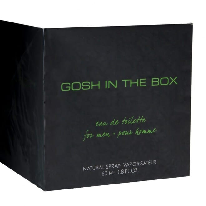 GOSH IN THE BOX FOR MEN BOX