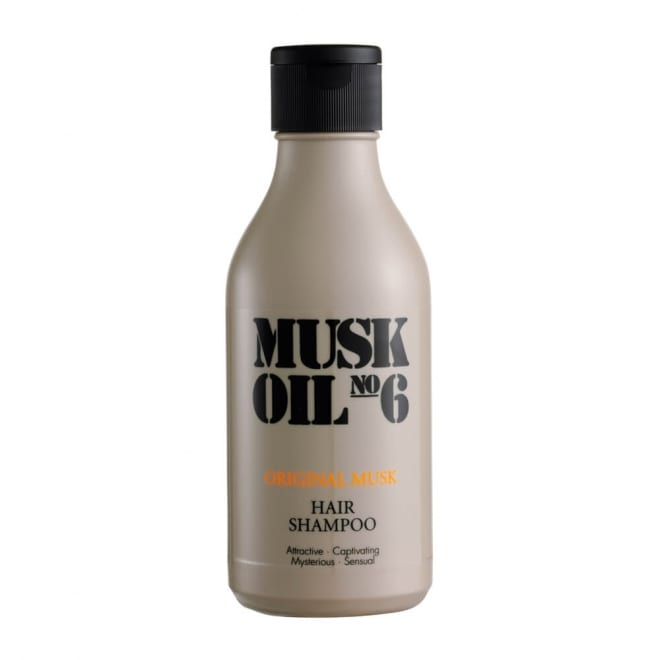 Musk Oil No.6 Hair Shampoo