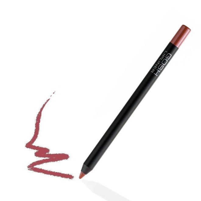Velvet Touch Lipliner Waterproof 002 Antique Rose