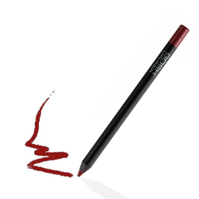 Velvet Touch Lipliner Waterproof 003 Cardinal Red