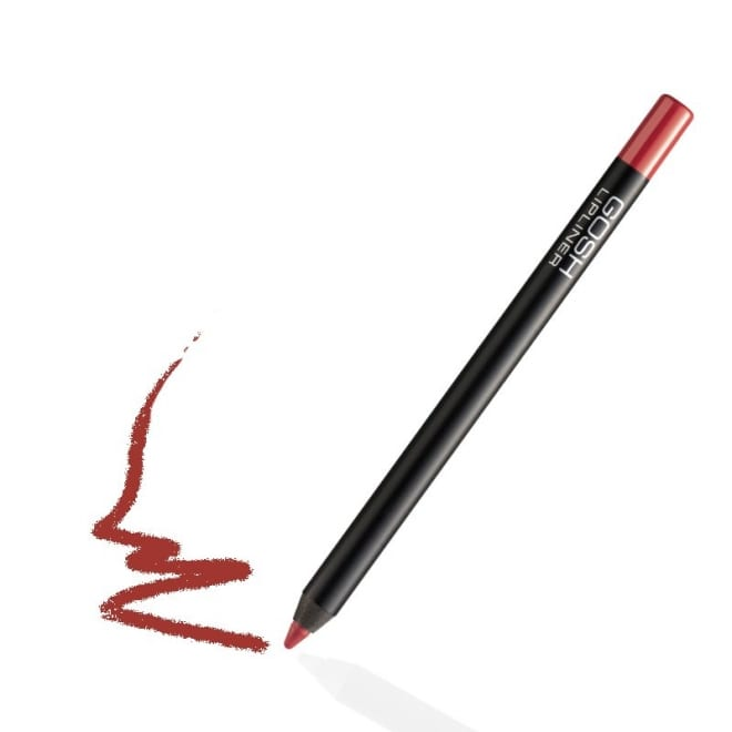 Velvet Touch Lipliner Waterproof 004 Simply Red