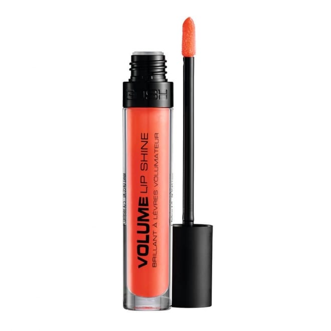 Volume Lip Shine Open 04 Juicy Orange