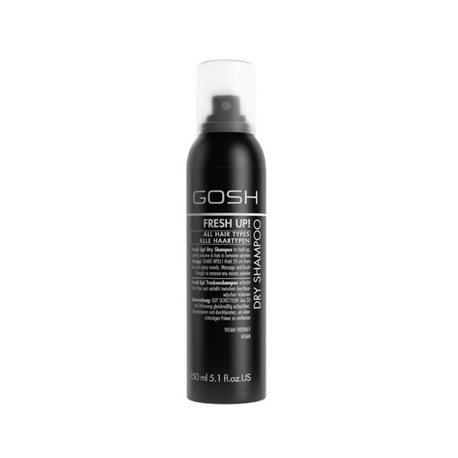 FRESH UP! DRY SHAMPOO – ALL HAIR TYPES – CLOSE