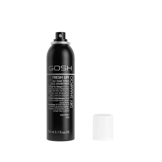 FRESH UP! DRY SHAMPOO – ALL HAIR TYPES – OPEN
