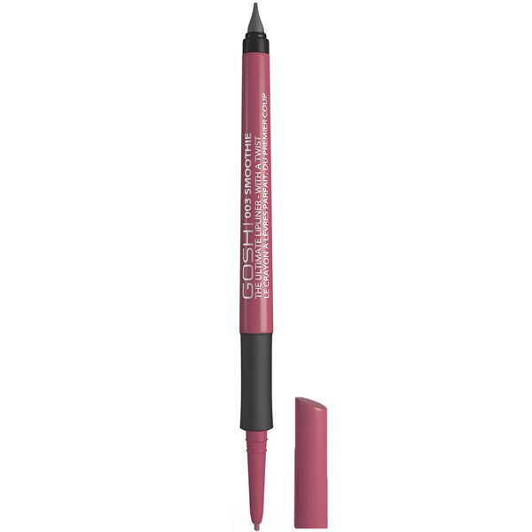 GOSH THE ULTIMATE LIP LINER WITH A TWIST - 004 THE RED
