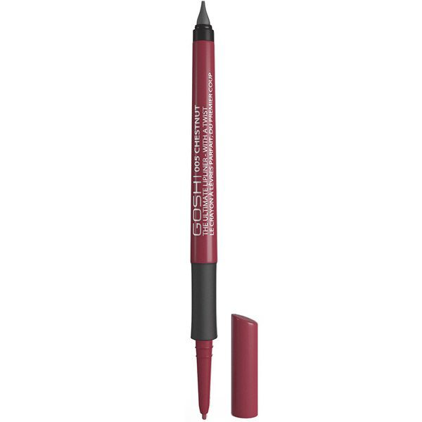 GOSH THE ULTIMATE LIP LINER WITH A TWIST - 006 MYSTERIOUS PLUM