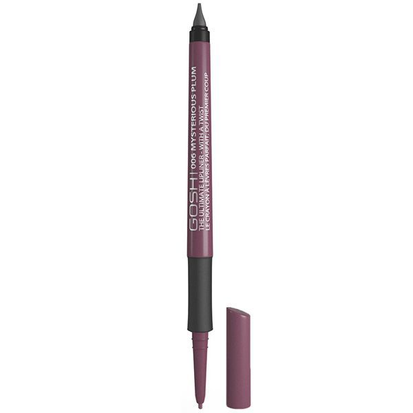 GOSH THE ULTIMATE LIP LINER WITH A TWIST – 006 MYSTERIOUS PLUM