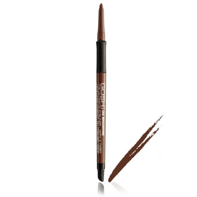 The Ultimate Eye Liner - with a Twist, 02 Raw Grey