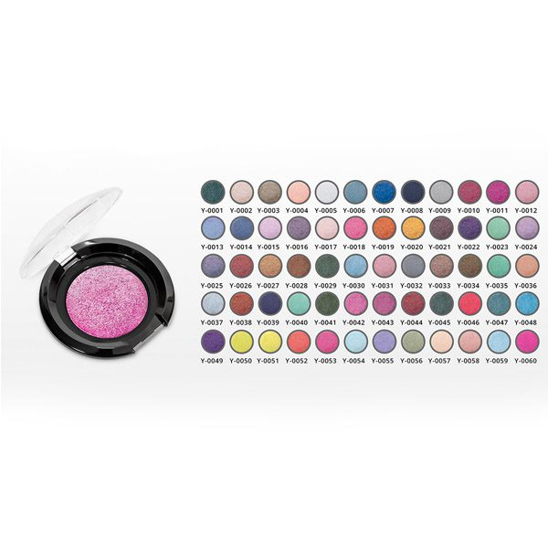 Colour Attack Foiled Eyeshadow